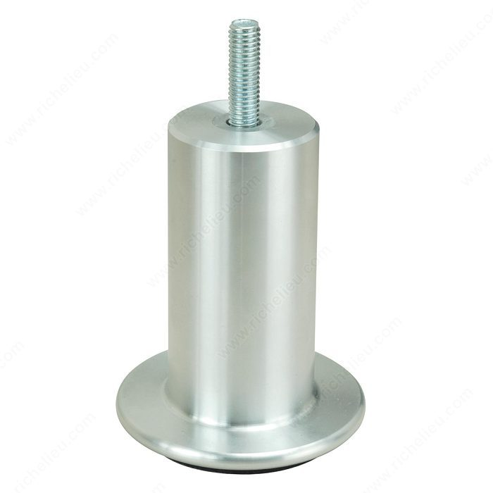 Contemporary Round Furniture Leg Richelieu Hardware