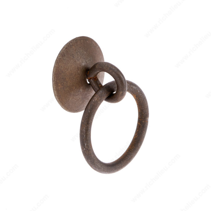 Traditional Forged Iron Pull 5480 Richelieu Hardware
