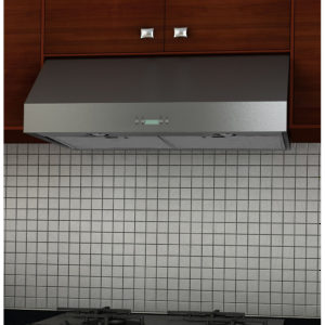 Under-Cabinet Canopy Style Hood - 30 in (762 mm), 400 CFM