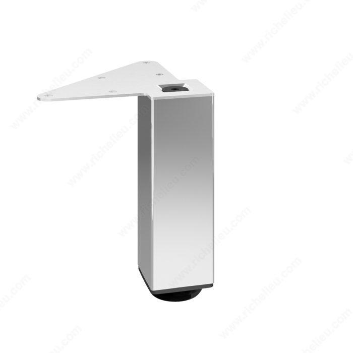 patte de meuble r glable 555 quincaillerie richelieu. Black Bedroom Furniture Sets. Home Design Ideas