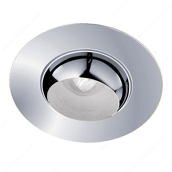 40W Recessed with Swivel-1