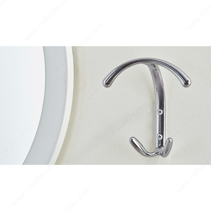 Contemporary Metal Hook - 56118-4