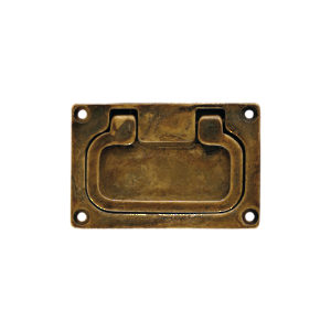 Traditional Brass Pull - 6014