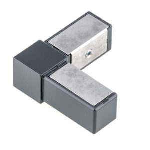 2-Way Visible L-Shaped Connector - Liberta 20