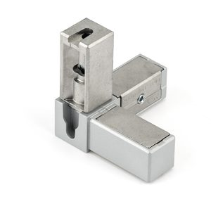 3-Way visible and direct wall connectors - Liberta 20