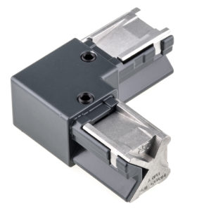 2-Way L-Shaped Visible Connector - Liberta 25