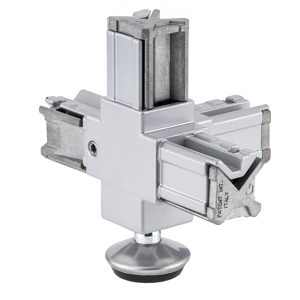 4-Way Visible Connector with Threaded Hole - Liberta 25