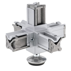 5-Way Visible Connector with Threaded Hole - Liberta 25