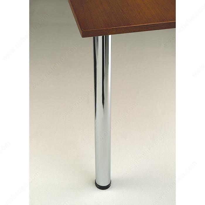 patte d 39 une hauteur de 870 mm et d 39 un diam tre de 60 mm 615870140 quincaillerie richelieu. Black Bedroom Furniture Sets. Home Design Ideas