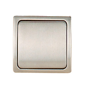 Contemporary Metal Recessed Pull - 721