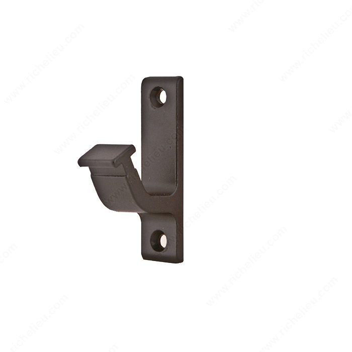 Track Wall Mounting Bracket With 2 Screws For Hook System
