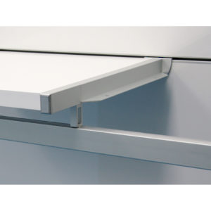 Undermount Horizontal Shelf Support