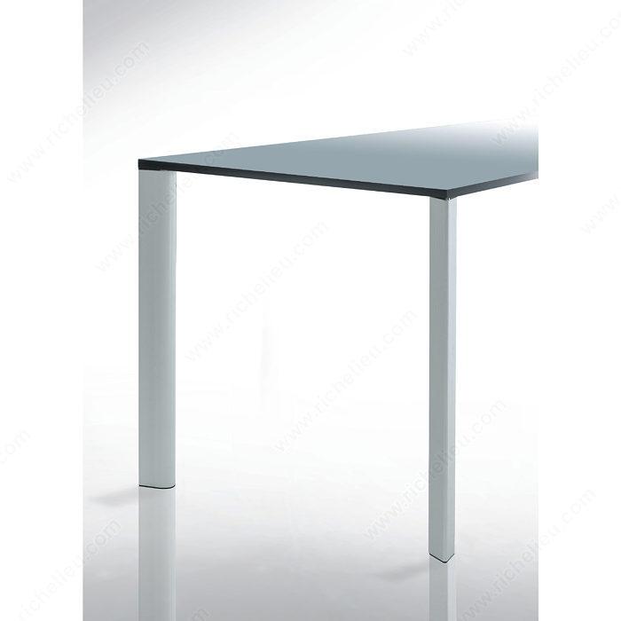 patte de table design en forme de larme 632 quincaillerie richelieu. Black Bedroom Furniture Sets. Home Design Ideas