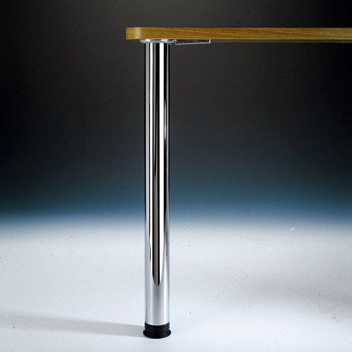 650 mm (25-5/8'') - Zoom Series Table Leg-3