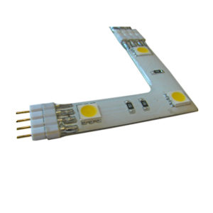 Accesorios para cinta flexible de luces de LED RVB