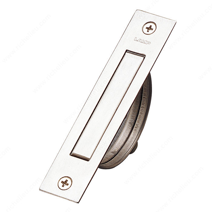 Contemporary Stainless Steel Recessed Pull-1