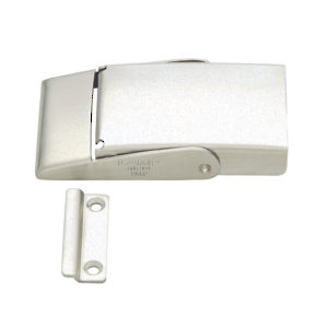 Latch with Safety Lock