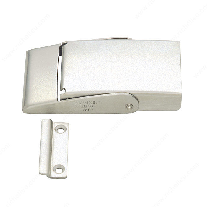 Latch with Safety Lock-1