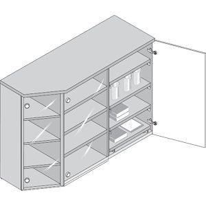 self closing door mechanism. 94° screw-on glass door hinge - self-closing self closing mechanism n