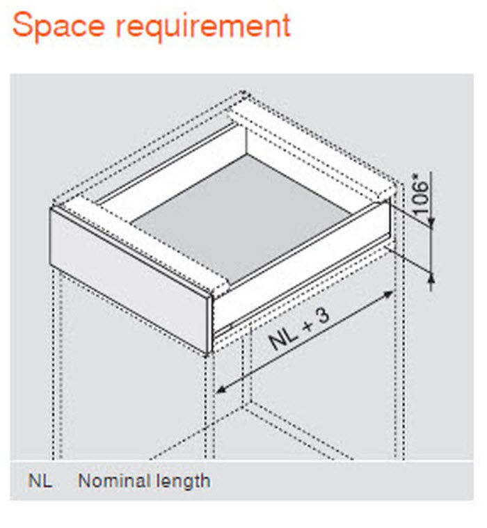 blum drawer slide instructions