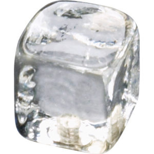 Contemporary Glass Knob - 778