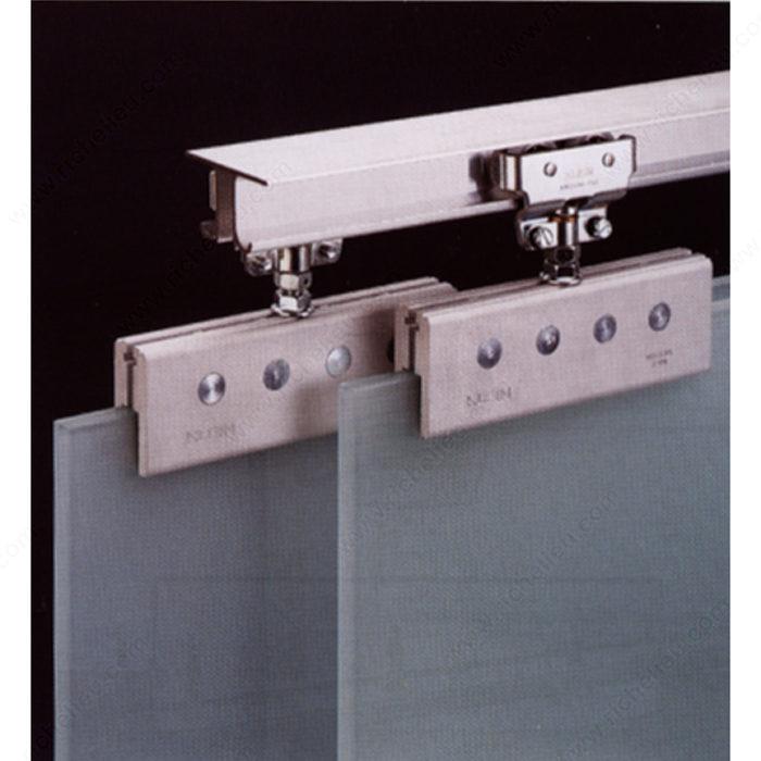 Riel para 2 puertas corredizas richelieu hardware - Rieles para puertas ...