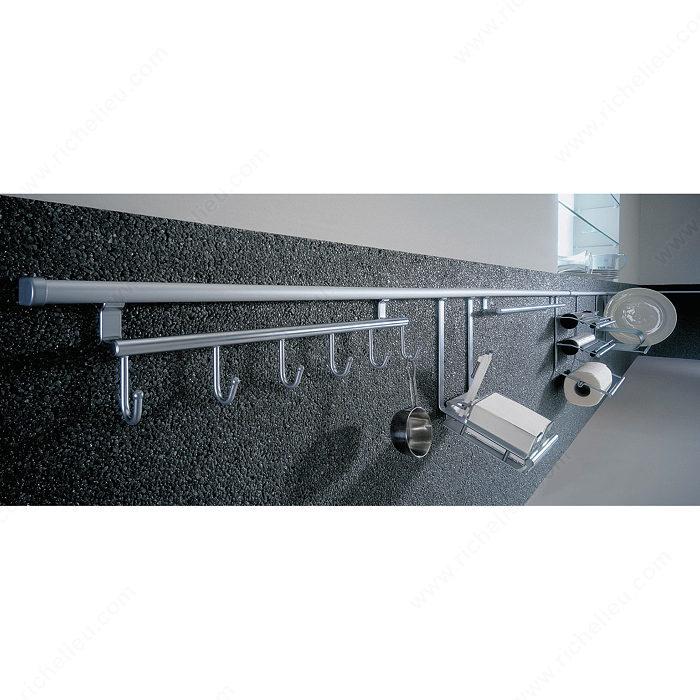 rail de suspension quincaillerie richelieu. Black Bedroom Furniture Sets. Home Design Ideas