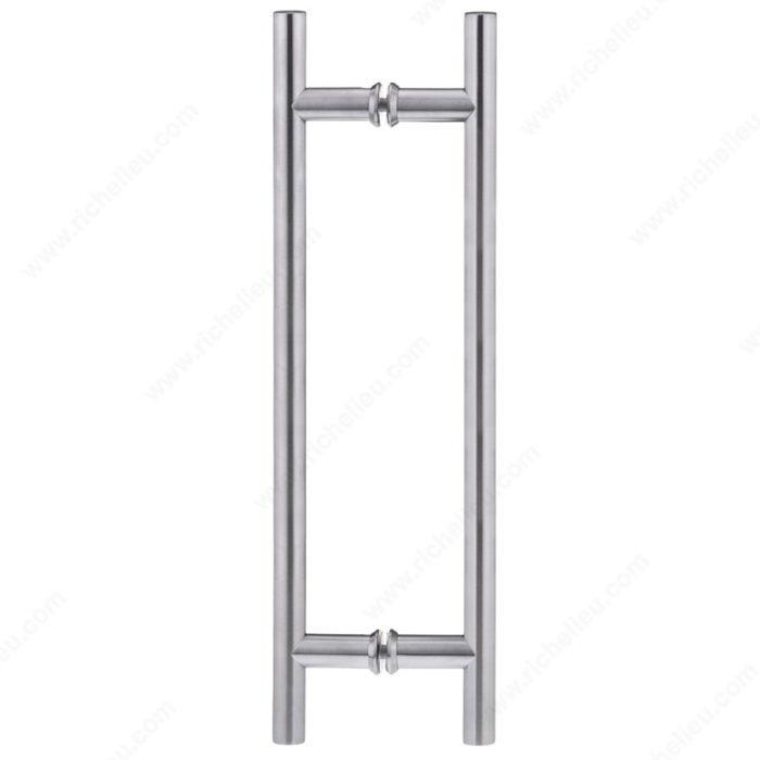 Remarkable 1 25 Mm Diameter Back To Back Ladder Handle Richelieu Interior Design Ideas Gentotryabchikinfo