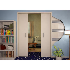 Skudo® Sliding Pocket Door System