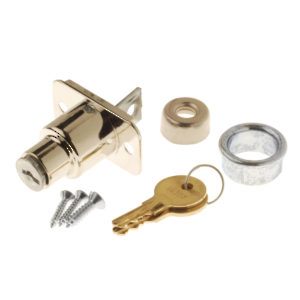 Identical Key Lock for Pocket Door