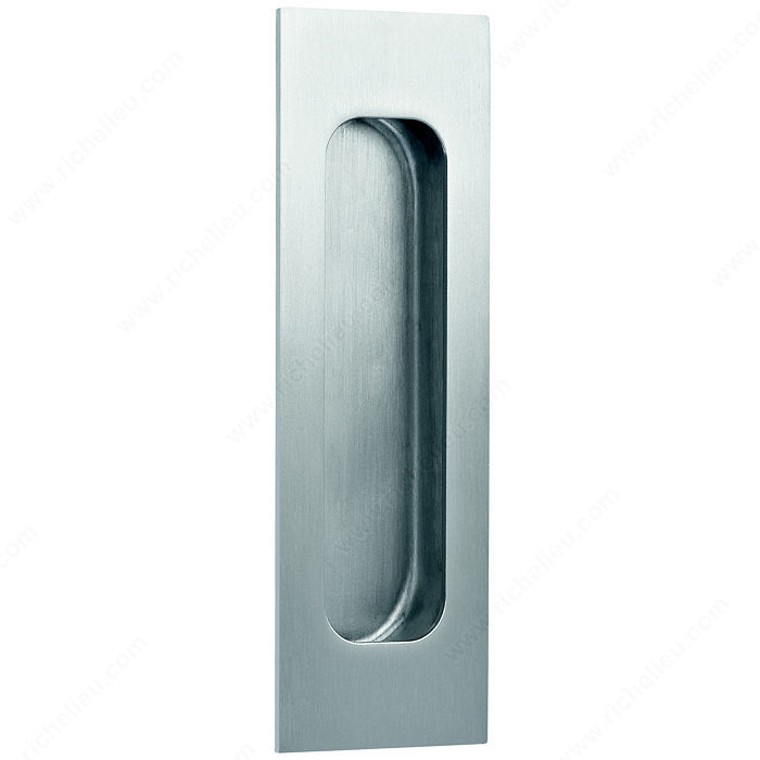 Rectangular Concealed Flush Handle Richelieu Hardware