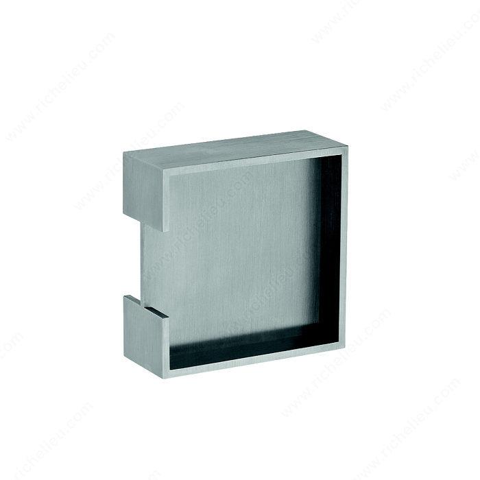 Square Flush Handle For Sliding Doors Richelieu Hardware