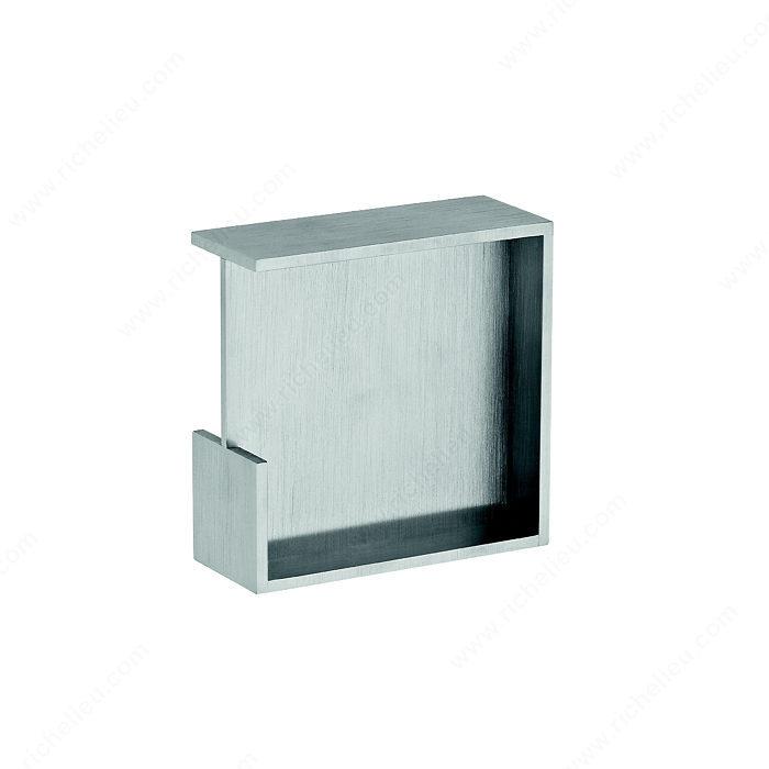 exceptionnel Poignée encastrée carrée pour porte coulissante - Quincaillerie Richelieu