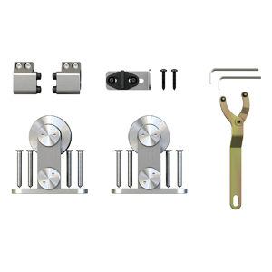 Pro Series Albergo Top Mount Hardware Set