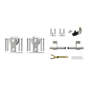 Pro Series Albergo Top Mount Hardware Set for Soft-Close