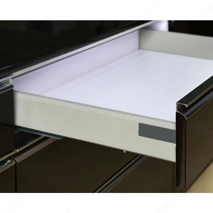 ensemble de tiroir quincaillerie richelieu. Black Bedroom Furniture Sets. Home Design Ideas
