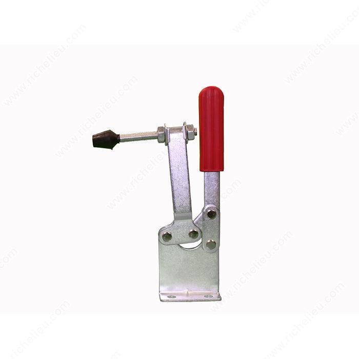 Horizontal handle toggle clamp richelieu hardware