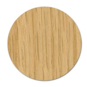 "Prefinished Wood Cover Cap, 14 mm (9/16"")"