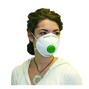 MXV Adjustable Dust Mask (10/Pk) - Richelieu Hardware