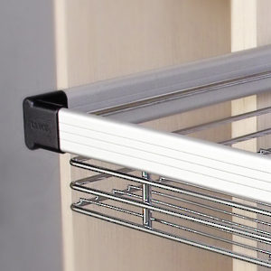 Pull-Out Wire Drawer