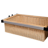 Pull-Out Rattan Basket