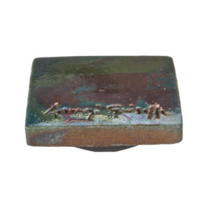 Materia Viva Collection Raku Ceramic Knob - 9427