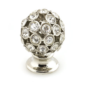Swarovski Crystal Encrusted Knobs - 9601