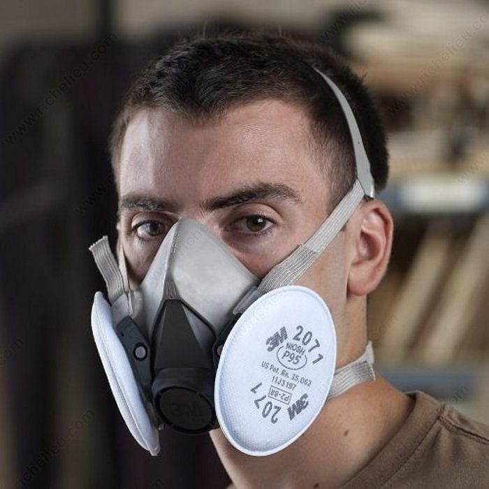 3m respirator mask 6500ql