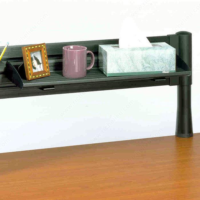 montant de syst me de rangement au dessus du bureau quincaillerie richelieu. Black Bedroom Furniture Sets. Home Design Ideas