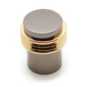 Contemporary Metal Knob - 1085