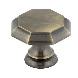 Transitional Brass Knob - 146