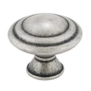 Traditional Metal Knob - 2063