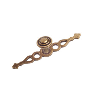 Traditional Metal Knob - 2360