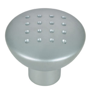 Contemporary Metal Knob - 260